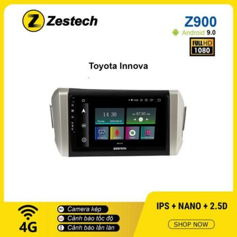 Màn hình ô tô DVD Android Z900 – Toyota Innova