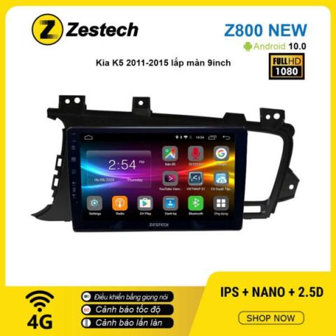 Màn hình ô tô DVD Android Z800 New – KIA K3 Cerato
