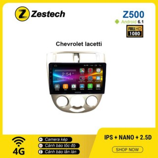 Màn hình ô tô DVD Android Z500 – Chevrolet Lacetti 2003-2010