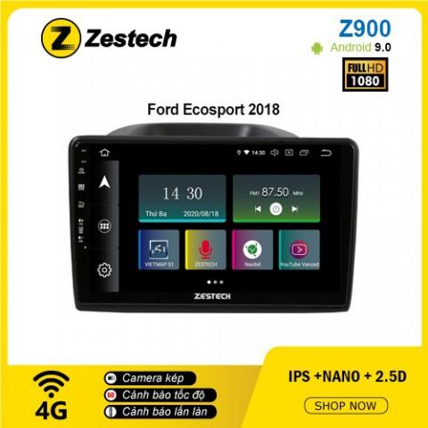 Màn hình ô tô DVD Android Z900 – Ford Ecosport