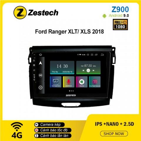 Màn hình ô tô DVD Android Z900 – Ford Ranger
