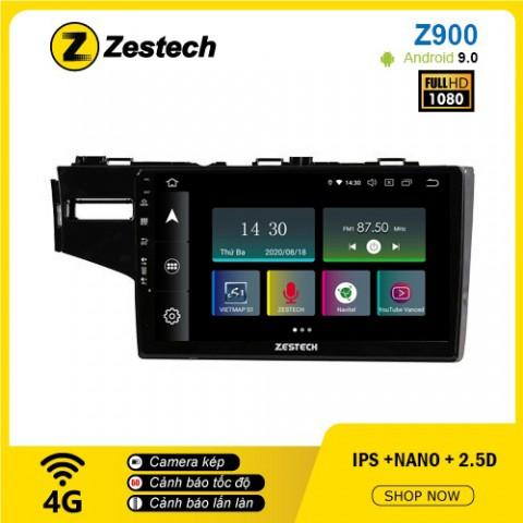 Màn hình ô tô DVD Android Z900 – Honda Jazz
