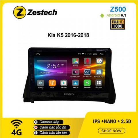 Màn hình ô tô DVD Android Z500 – Kia K5