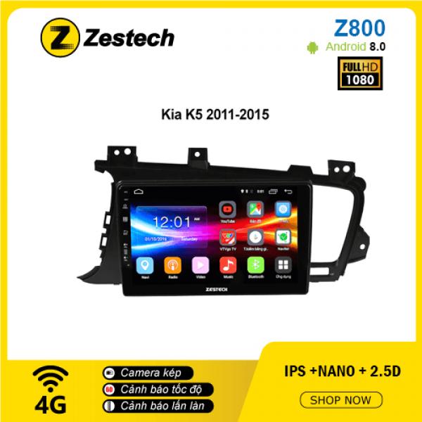 Màn hình ô tô DVD Android Z800 – Kia K5