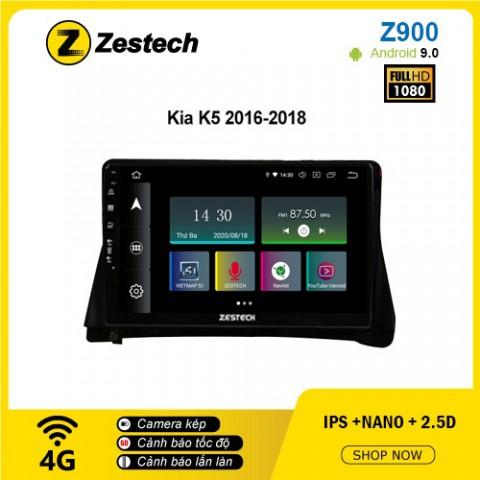 Màn hình ô tô DVD Android Z900 – Kia K5 2016-2018