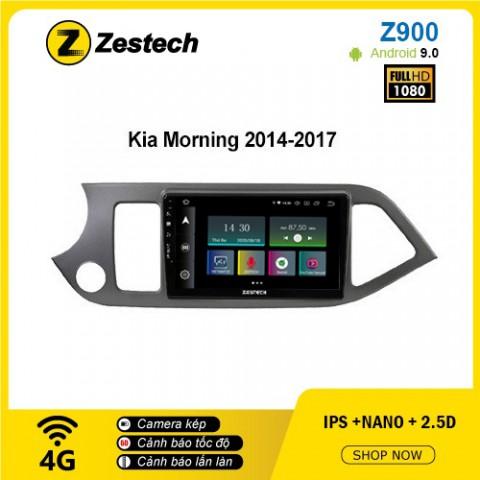 Màn hình ô tô DVD Android Z900 – Kia Morning