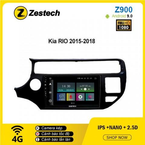Màn hình ô tô DVD Android Z900 – Kia Rio