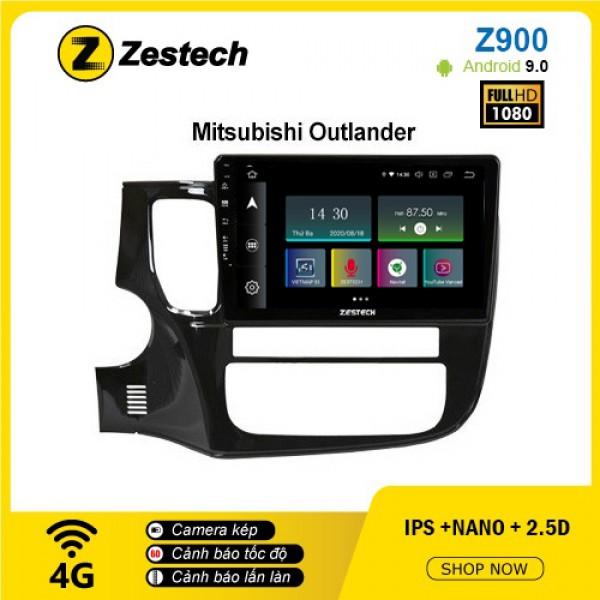 Màn hình ô tô DVD Android Z900 – Mitsubishi Outlander