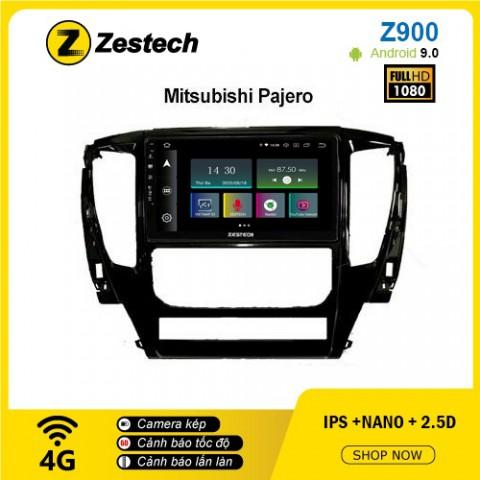 Màn hình ô tô DVD Android Z900 – Mitsubishi Pajero