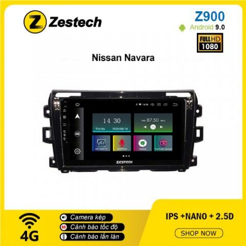 Màn hình ô tô DVD Android Z900 – Nissan Navara
