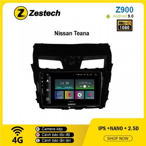 Màn hình ô tô DVD Android Z900 – Nissan Teana