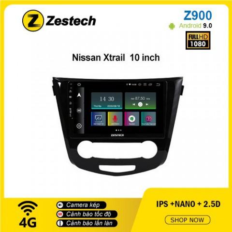 Màn hình ô tô DVD Android Z900 – Nissan Xtrail