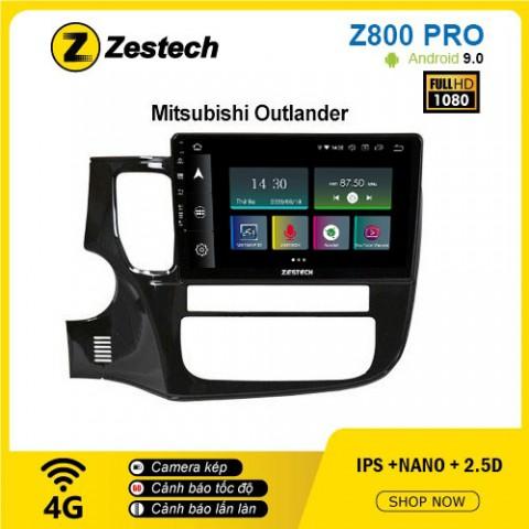 Màn hình ô tô DVD Z800 Pro – Mitsubishi Outlander