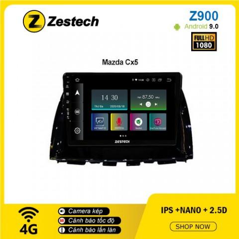 Màn hình ô tô DVD Android Z900 – Mazda CX5