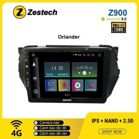 Màn hình ô tô DVD Android Z900 – Chevrolet Orlando