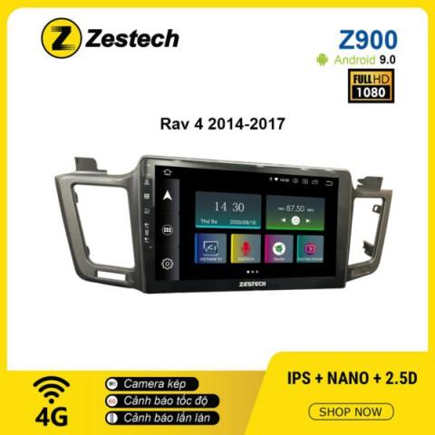 Màn hình ô tô DVD Android Z900 – Toyota RAV 4