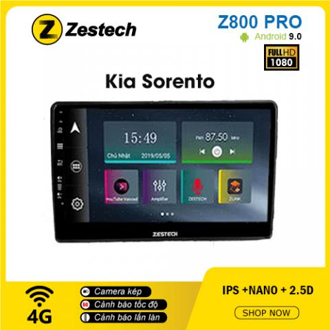 Màn hình Ô tô DVD Z800 Pro – Kia Sorento