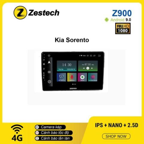 Màn hình ô tô DVD Android Z900 – Kia Sorento