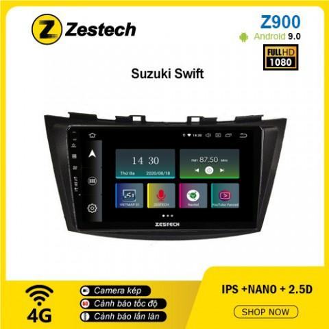 Màn hình ô tô DVD Android Z900 – Suzuki Swift