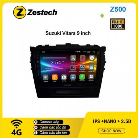 Màn hình ô tô DVD Android Z500 – Suzuki Vitara