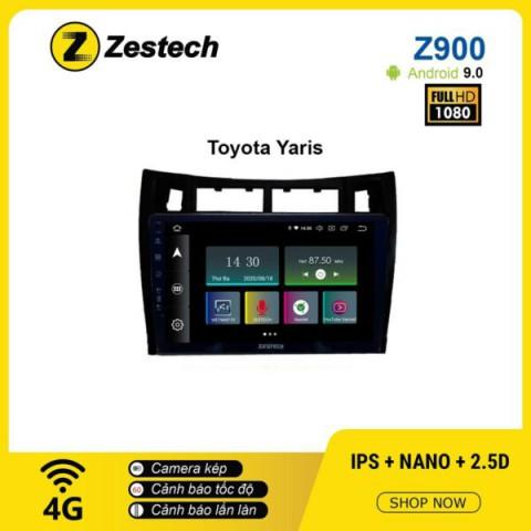 Màn hình ô tô DVD Android Z900 – Toyota Yaris