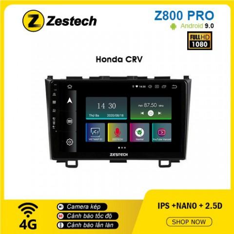 Màn hình ô tô DVD Z800 Pro – Honda CRV