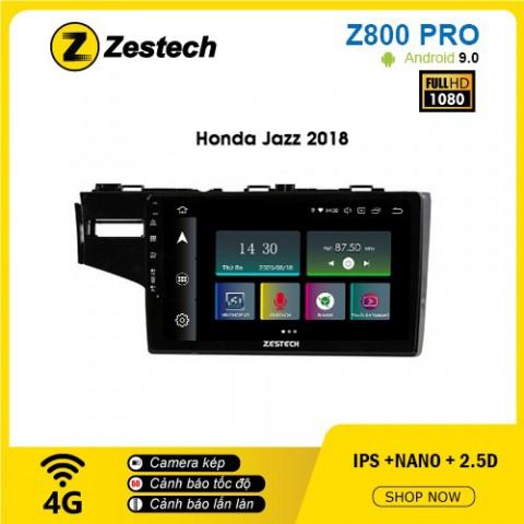 Màn hình ô tô DVD Z800 Pro – Honda Jazz