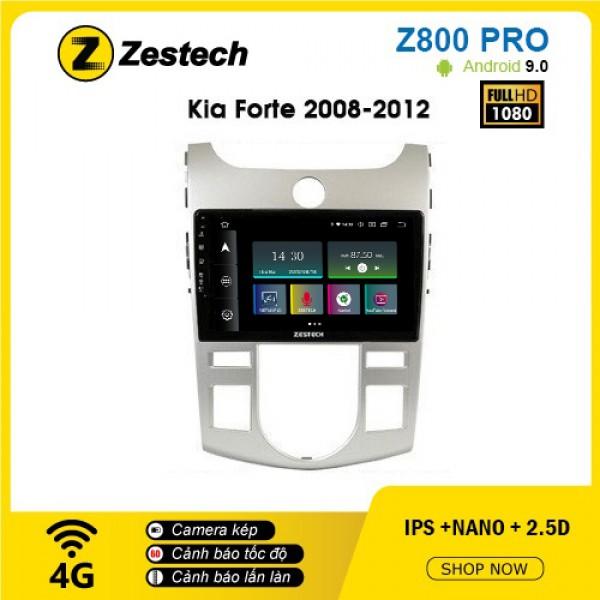 Màn hình ô tô DVD Z800 Pro – Kia Forte
