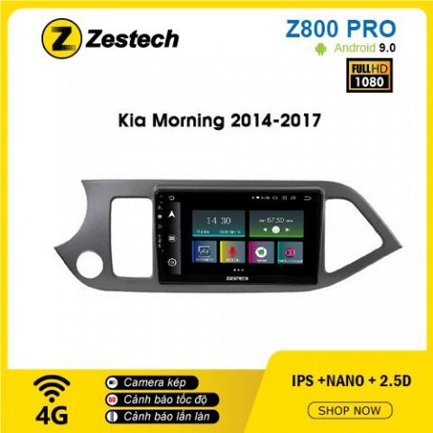 Màn hình ô tô DVD Z800 Pro – Kia Morning