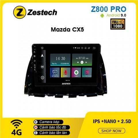 Màn hình ô tô DVD Z800 Pro – Mazda CX5