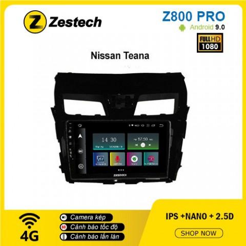 Màn hình ô tô DVD Z800 Pro – Nissan Teana