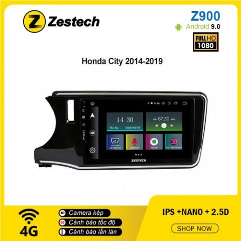 Màn hình ô tô DVD Android Z900 – Honda City