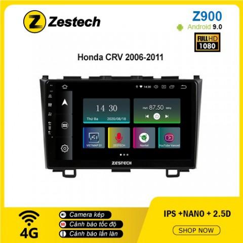 Màn hình ô tô DVD Android Z900 – Honda CRV