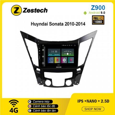 Màn hình ô tô DVD Android Z900 – Hyundai Sonata