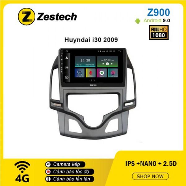 Màn hình ô tô DVD Android Z900 – Hyundai i30 tự động