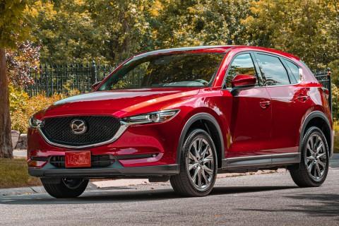 Tổng hợp đồ chơi, phụ kiện nâng cấp cho xe Mazda CX5