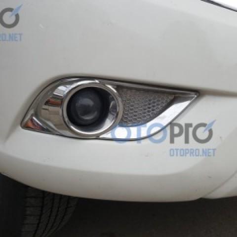 Độ bi gầm 2 chế độ pha cos cho xe Mazda BT50
