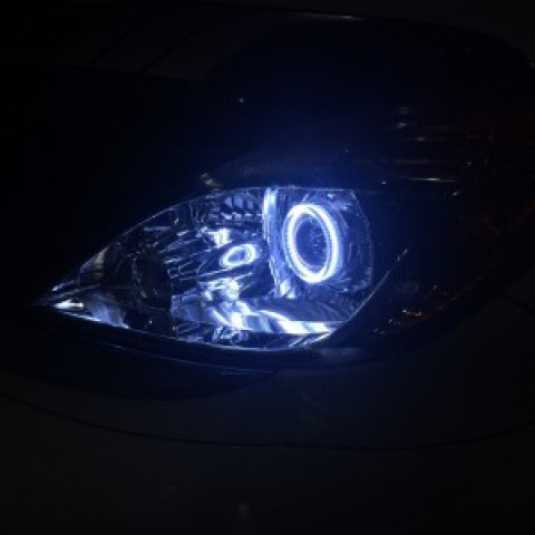 Mazda BT 50 2015 độ Hella 5