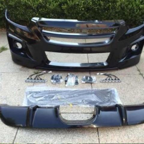Body kits cho xe Mazda CX5 mẫu CO