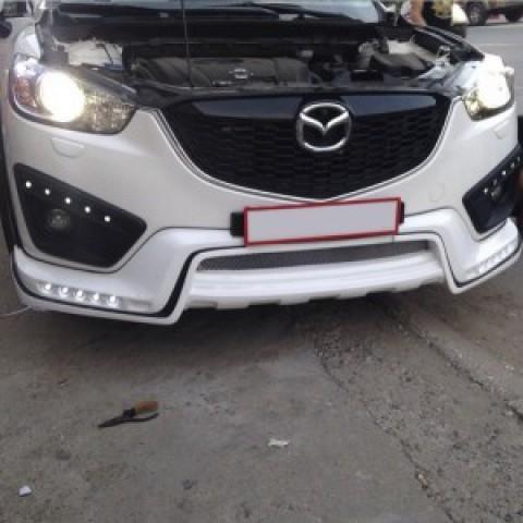 Body lip cho xe Mazda CX5 mẫu Tommy Kaira
