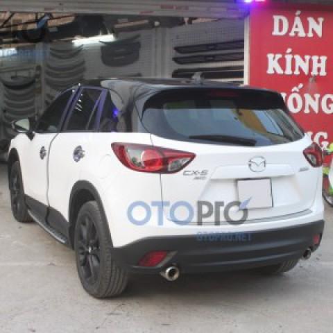 Dán nóc đen Panorama cho xe Mazda CX5