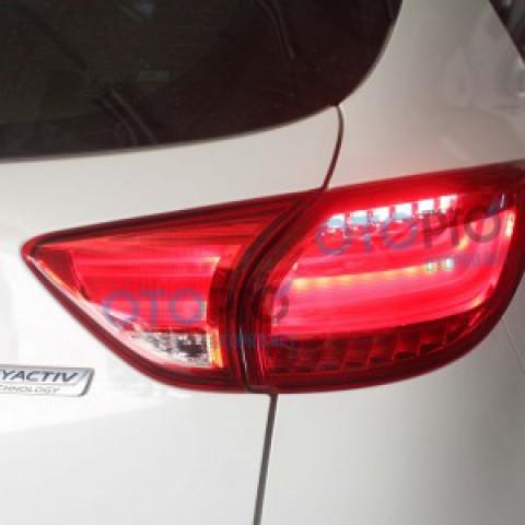 Đèn hậu độ LED nguyên bộ cho xe Mazda CX 5