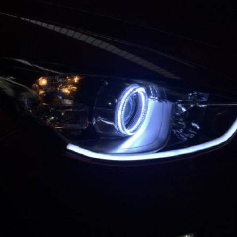 Mazda CX5 Độ Full Đèn