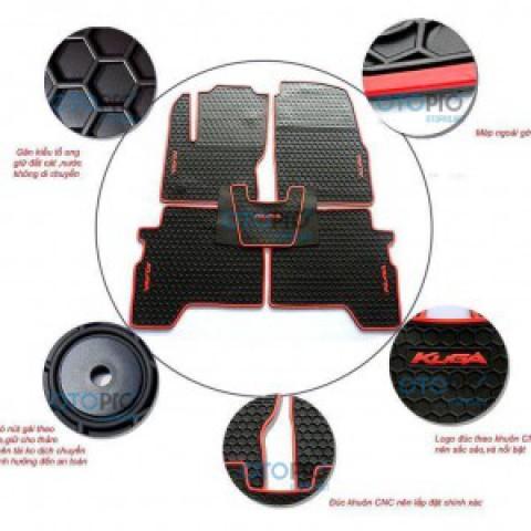 Thảm lót sàn cao su Pro theo xe CX-5