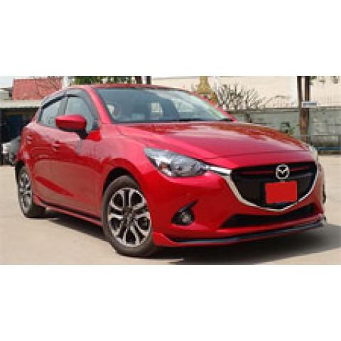 Body Kits Mazda 2 (2015) Mẫu X-TREME 5 Cửa