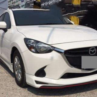 Body Kits Mazda 2 (2015) Mẫu Driver 68  5 Cửa