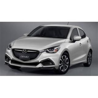 Body Kits Mazda 2 (2015) Mẫu Ideo  5 Cửa