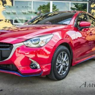 Body Kits Mazda 2 (2015) Mẫu Amotriz 5 Cửa
