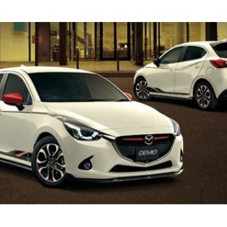 Body Kits Mazda 2 (2015) Mẫu Speed 5 Cửa