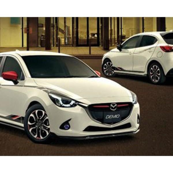 Body Kits Mazda 2 (2015) Mẫu Speed 5 Cửa